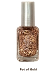 Inance Skincare Dynamic Chip Resistant Long Lasting Nail Polish, 5 Chemical Free, Pot Of Gold