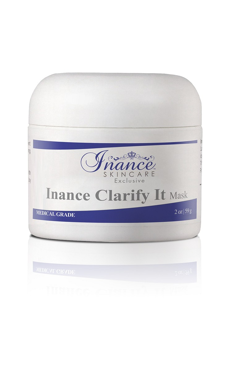 Inance Exclusive Clarify It Mask 2oz