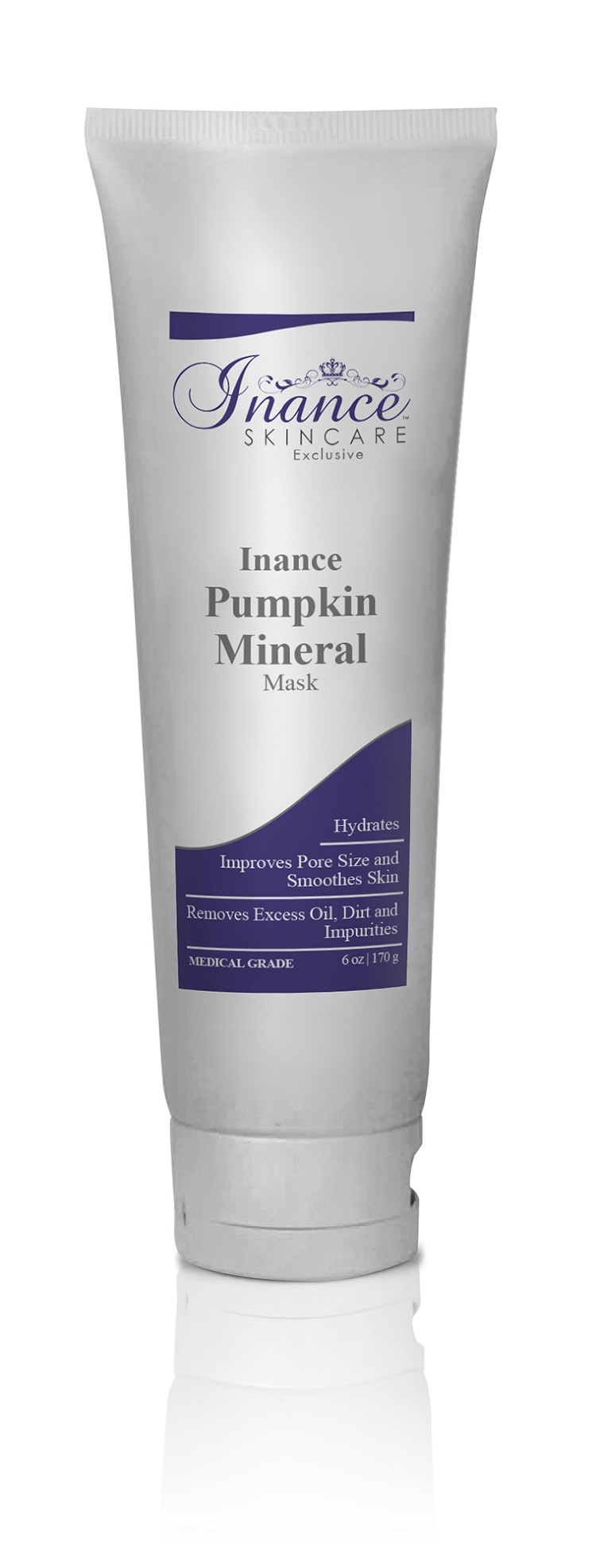 Inance Exclusive Pumkin Mineral Mask 6oz