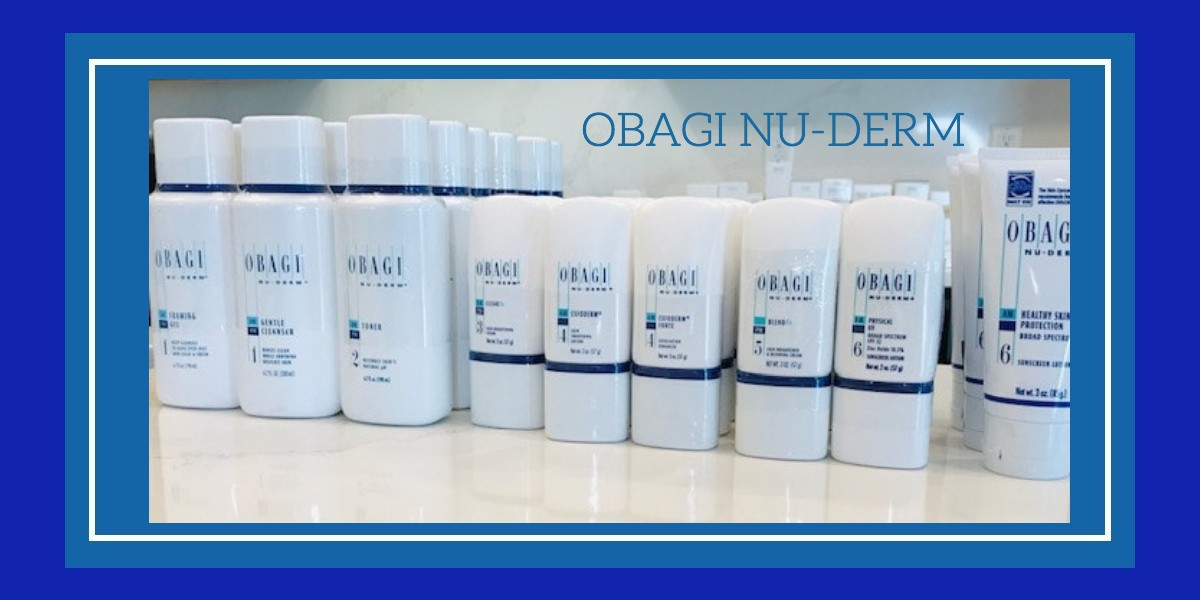 Obagi Nu-Derm Skin Care, 6 Step System Towards Achieving the Most Beautiful Skin Of Your Life