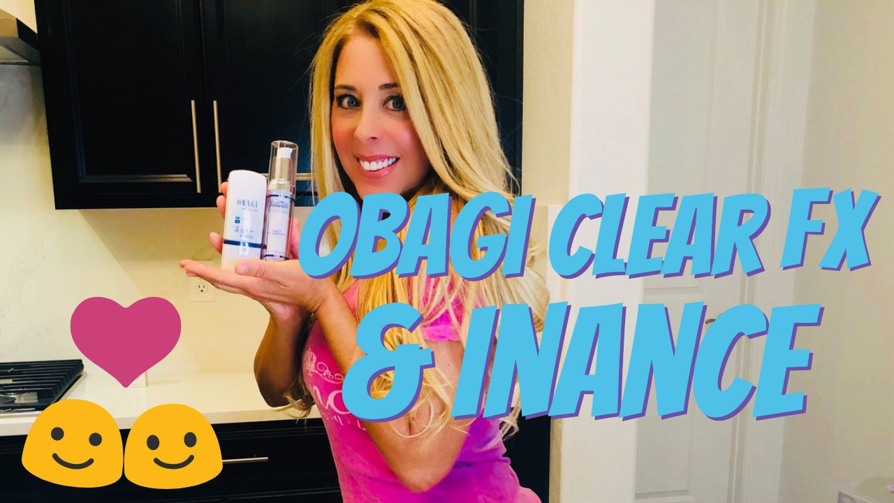 What's the difference between Obagi Nu Derm Clear and Obagi Clear FX Skin Care?