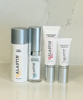 Alastin Skincare 4 Piece Travel Set