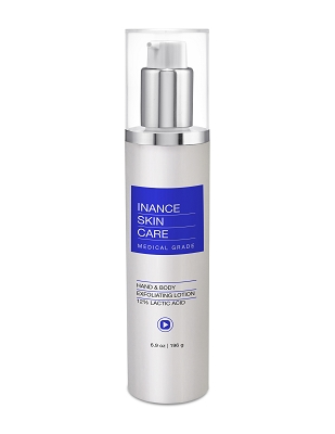 Inance Skincare Hand & Body Exfoliating Lotion