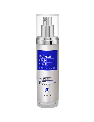 Inance Skincare Medical Grade Oil Free Moisturizer