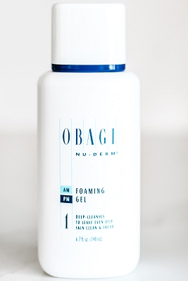 Obagi Nu-Derm Foaming Gel Step #1