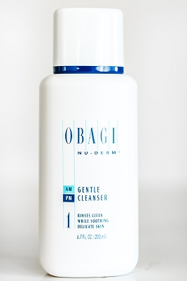 Obagi Nu-Derm Gentle Cleanser Step #1