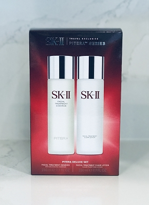 SK-II Pitera Essence & Facial Treatment Deluxe Travel Exclusive Set