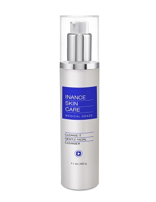 Inance Skincare Cleanse It Gentle Facial Cleanser