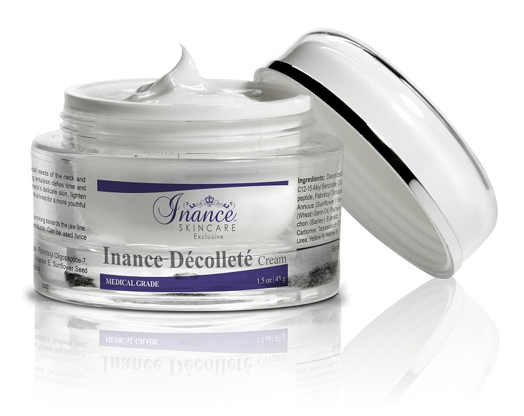 Inance Exclusive Décolleté Cream 1.5 oz