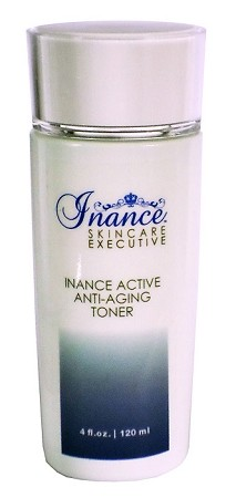 Inance Executive Active Anti-Aging Toner (Paraban Free) 4oz