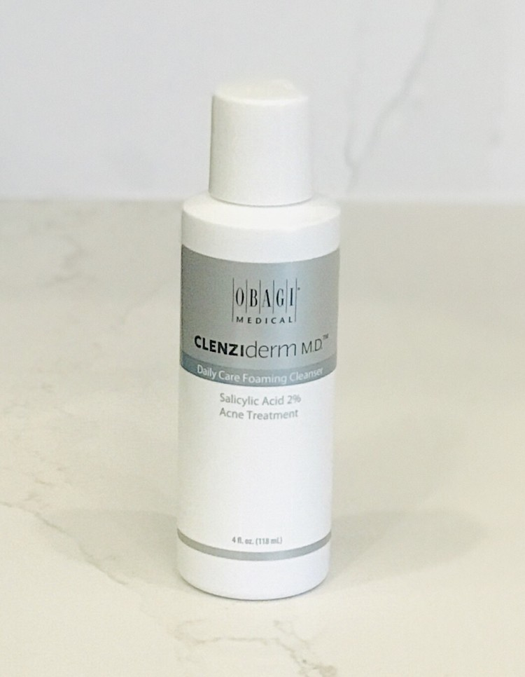 Obagi Clenziderm Daily Care Foaming Cleanser
