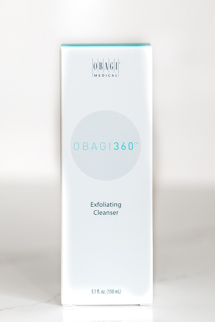 Obagi Skin Care Exfoliating Cleanser